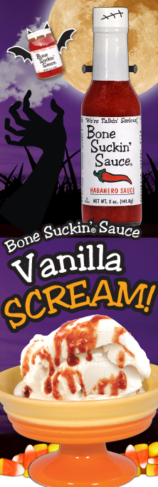 Bone Suckin' Vanilla Scream!
