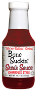 Bone Suckin' Steak Sauce